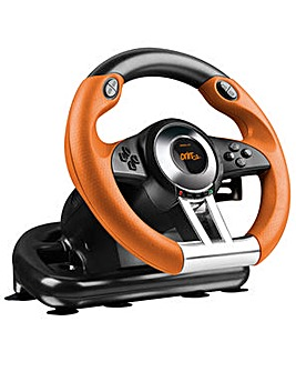 SPEEDLINK Drift O.Z. Racing Wheel PS3