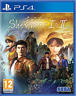 Shenmue I  II PS4