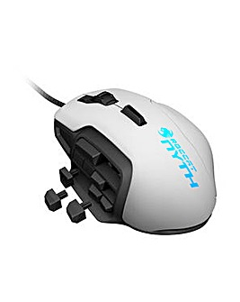 ROCCAT Nyth Gaming Mouse White