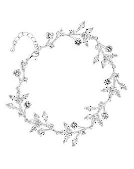 Jon Richard Floral Vine Bracelet