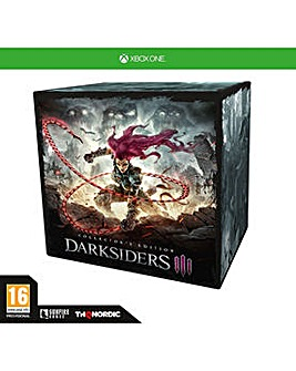 Darksiders 3 Collectors Edition XboxOne