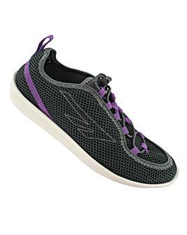 Hi Tec Zuuk Ladies Leisure Shoes Wide E Fit