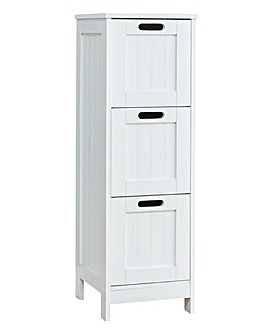 Colonial 3 Drawer Unit