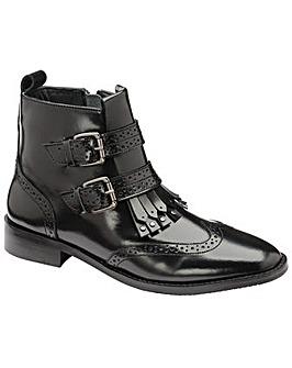 Ravel Valdez High Shine Ankle Boots