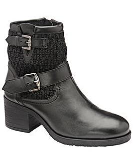 Ravel Keswick Block Heel Ankle Boots