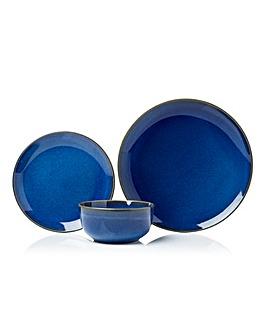 Reactive Glaze Stoneware Dinner Set