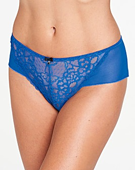Ann Summers Sexy Lace Cobalt Shorts