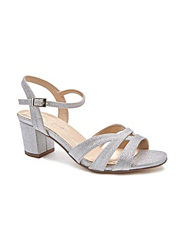 4232e0d96a5b Shoe Size 9 | Silver | Heels | Shoes | Simply Be