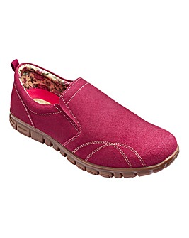 Cushion Walk Suede Shoes E Fit