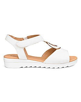 Cushion Walk Sandals EEE Fit