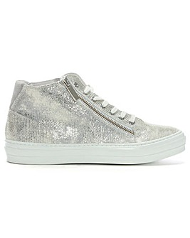 Daniel Sweetness Metallic Trainers