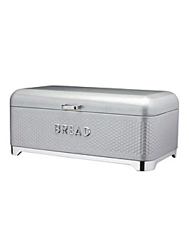 Lovello Bread Bin Grey