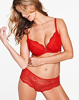 Gossard Superboost Lace Chilli Red Bra