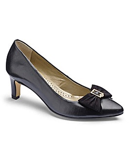 Van Dal Bow Detail Court Shoes Wide E Fit