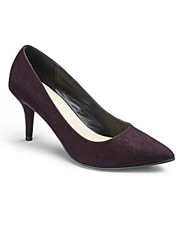 JOANNA HOPE Court Shoes Wide E Fit