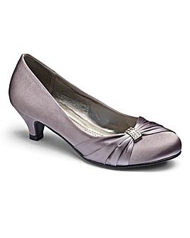 JOANNA HOPE Court Shoes EEE Fit