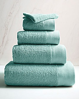 Eco Plush Recycled Cotton Towels