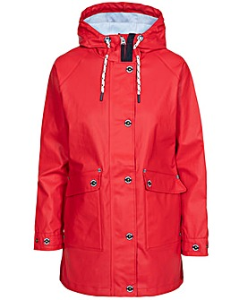 TRESPASS SHORELINE - FEMALE RAIN JACKET