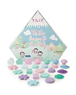 Tilly Luxury Bath Time Advent Calendar