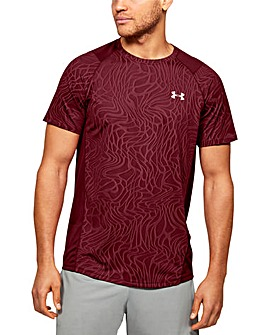 Under Armour MK-1 Jacquard T-Shirt
