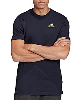 adidas Doodle Emblem T-Shirt