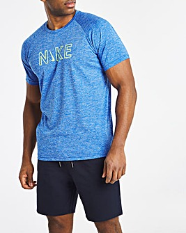 Nike Logo Short Sleeve Hydroguard T-Shirt