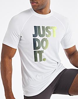 Nike JDI Short Sleeve Hydroguard T-Shirt