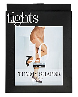 Magisculpt 10 Den Nat Tummy Shape Tights