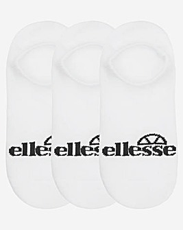 ellesse Frimo No Show Sock 3 Pack