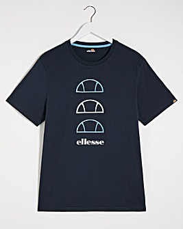 ellesse Multido Triple LogoT-Shirt