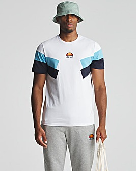 ellesse Fascia Stripe T-Shirt