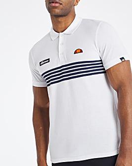 ellesse Kourtana 2 Small Logo Polo Shirt