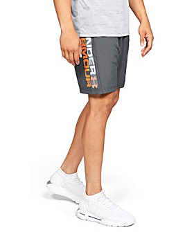 Under Armour Woven Wordmark Shorts