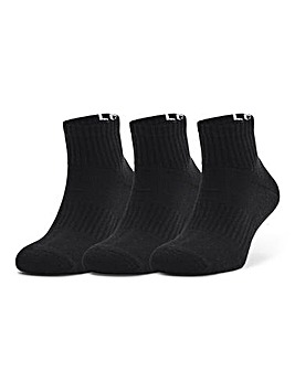 Under Armour 3 Pack Of Socks
