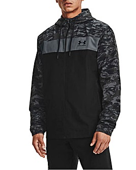 Under Armour Camo Windbreaker