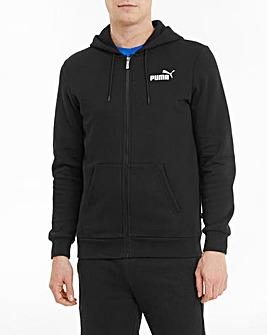 Puma Essentials FZ Logo Hoodie