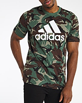 adidas Camo AOP T-Shirt