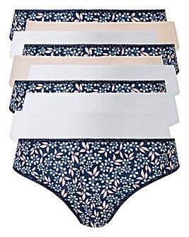 10 Pack Bikini Briefs