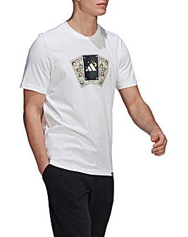 adidas Tarot BOS Graphic T-Shirt