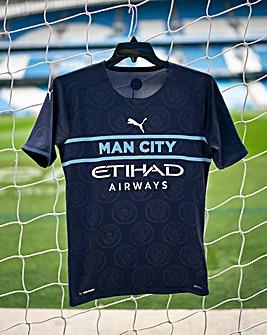 Manchester City FC SS21/22 THIRD Replica Shirt