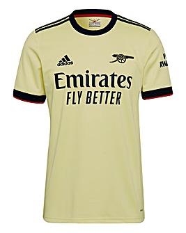adidas Arsenal FC 2021/22 Men's Away Short Sleeve Replica Shirt