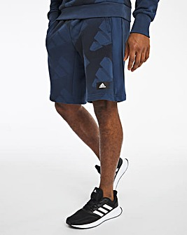 adidas FI Graphic Shorts