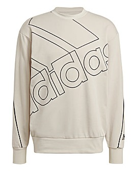 adidas Essentials Gaint Logo Hoody