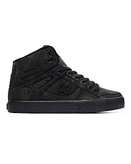 DC Shoes Pure High Top WC TX SE Trainers