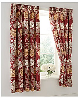 WMG Chrysanthemum Curtains