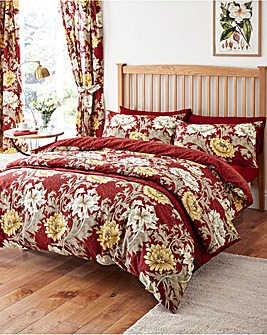 WMG Chrysanthemum Duvet Cover Set