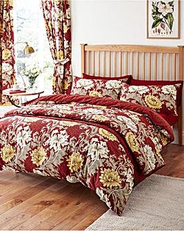 WMG Chrysanthemum Duvet Cover Set