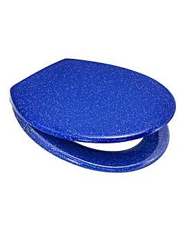 Glitter Easy Clean Loo Seat