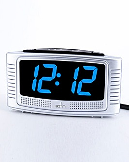 Slimline Digital Alarm
