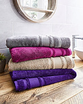 Eco Plush Hand Towel